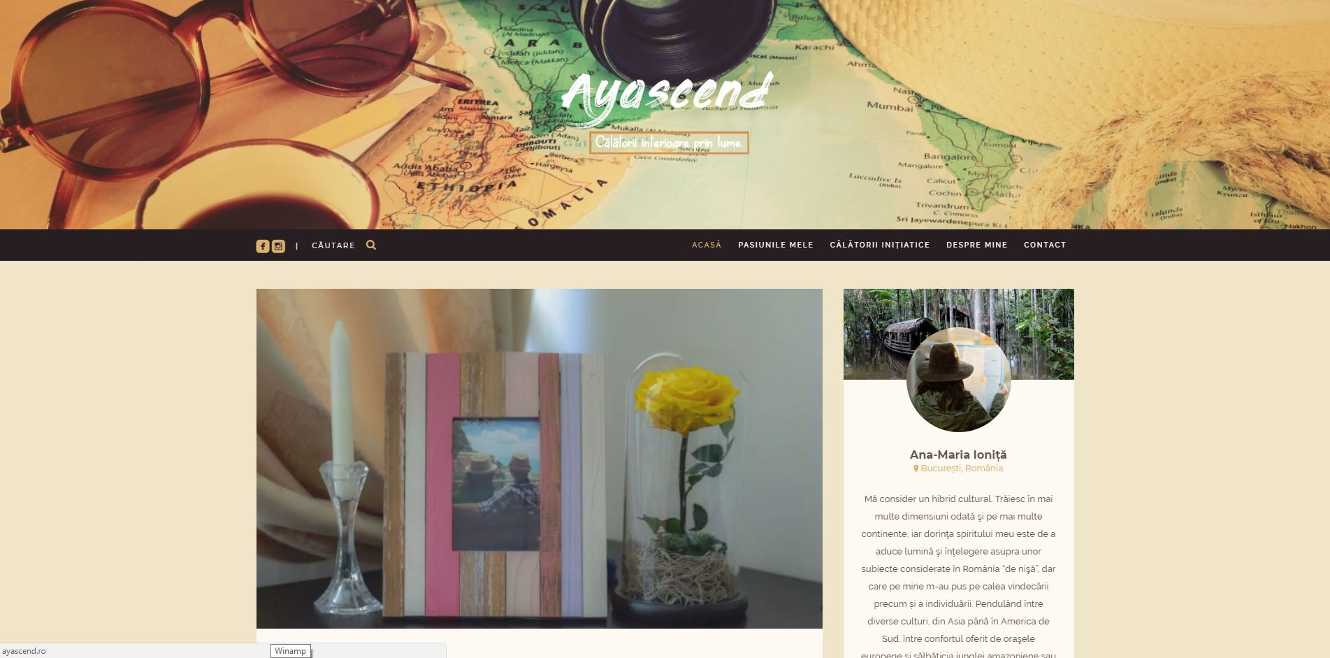 ayascend home page